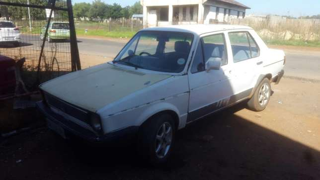 Vw Jetta Fox / Golf 1 Stripping for spares. Benoni - image 1