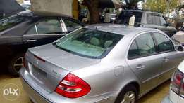 2004 Mercedes Benz E320 For Sale.