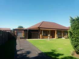 3 bedroom house in Evander is available immediately for rental
