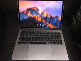 space grey MacBook Air i5 at 2.0 ghz