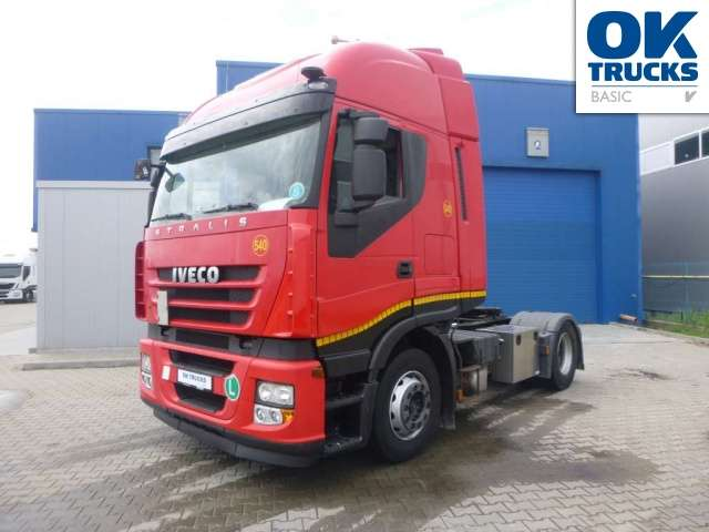 Iveco Stralis AS440S46T/PE