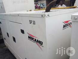 30kva soundproof generator for sale