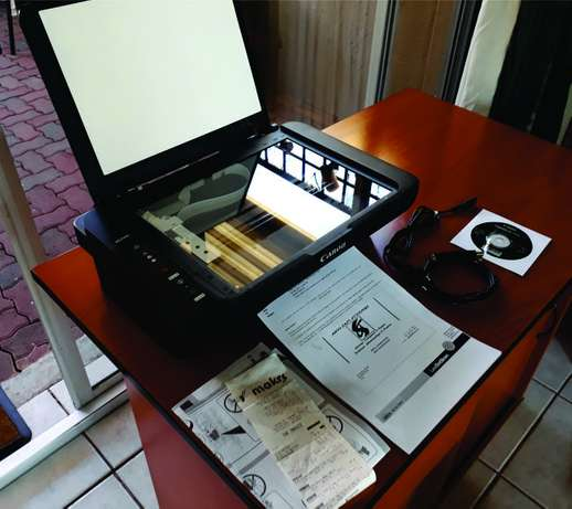CANON MG 2540S Pixma 3 in one printer for sale Roodepoort - image 1