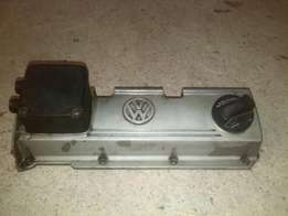 Vw 8v golf 1'2'3 tapped cover
