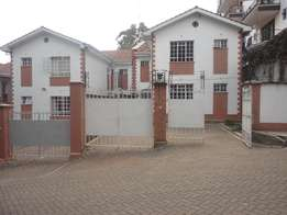 4 bedroom maissonate to let In Lavington Hatheru road at 150K