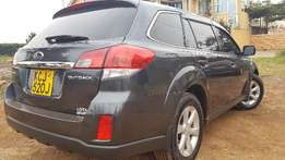 Subaru Outback (2010) beautiful eyesight