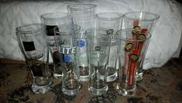 Beer glasses for sale