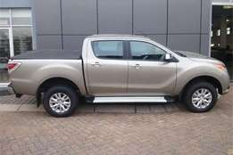 Mazda BT-50 3.2 double cab 4x4 SLE