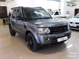 2014 Land Rover Discovery 4 3.0 D V6 SE, Grey with 89250km available