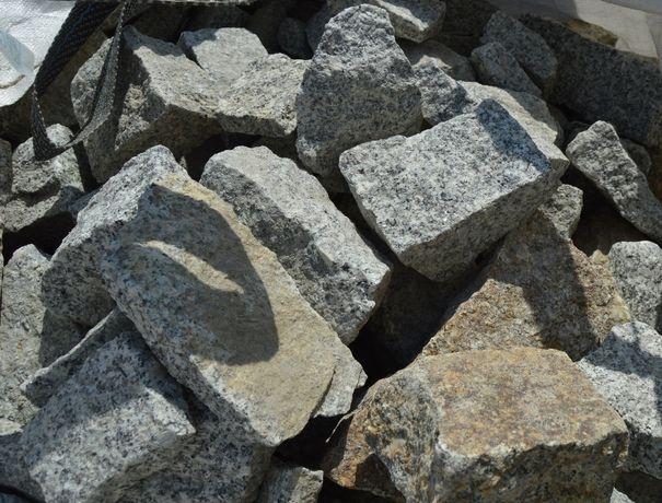 Wszystkie nowe Łupek granitowy, kamień do gabionów, szary, czarny, czerwony WK68