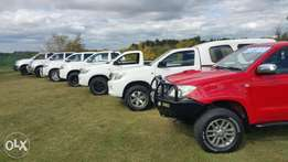 Toyota Hilux's For sale