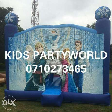 Bouncing castle,bouncy castles,trampolines,jumping trampoline for hire Westlands - image 5