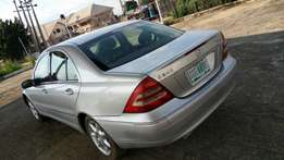 Clean C240 for sale