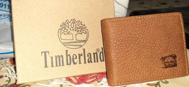 Timber land wallet high copy