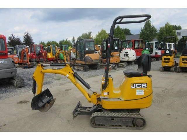 JCB 8008 - 2014