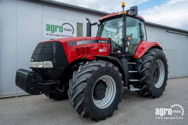 Case Magnum 310 (6299 Hours) Tractor With 40 Km/h - 2006