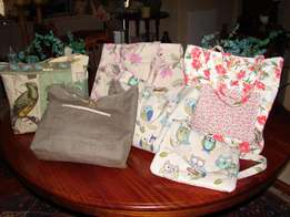 bags,bags and more bags