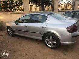 Full options Peugeot 407 07 model auto in Abuja for 1M... must go today