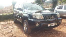 Nissan X-trail UAW 2001 Model in a perfect condition for sale