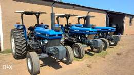 Newholland 6610 Tracotrs