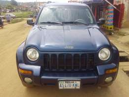 Liberty Jeep 2004/2005 nearly used