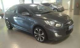 2013 hyundai accent 1.6 automatic for sale