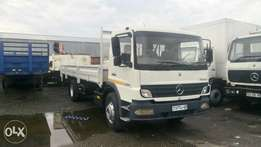 Mercedes Atego 8 Tonne Drop Side For Sale