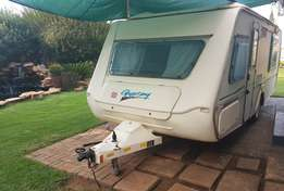 1999 Gypsey Regal caravan for sale