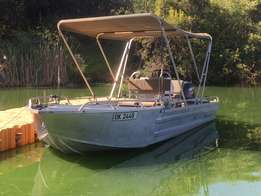 Aluminium Kingfisher Boat 2013 Model