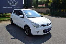 2010 Hyundai i20 in very good condition