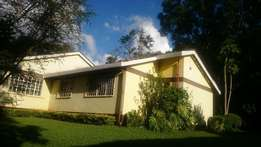 4 bedroomed bungalow to let in loresho