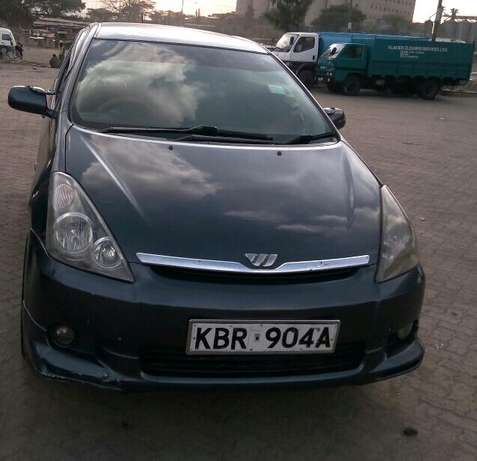 Toyota wish on sale. A very nice and comfy car Donholm - image 1