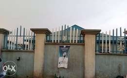 A block of 3 Bedroom + 2Nos 2 Bedroom Flats 4Sale at Mosalasi Alagbado