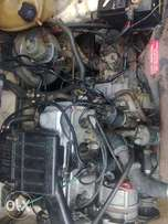 VW 1.8 litre engine
