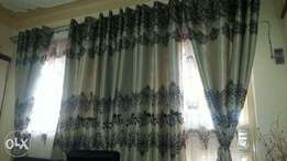 Brand new interior fixing (Curtains)