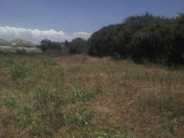 Prime land available next to university