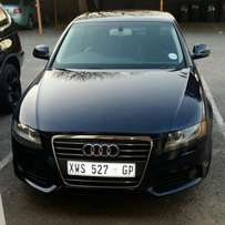 Audi A4 1.8T for R99.000