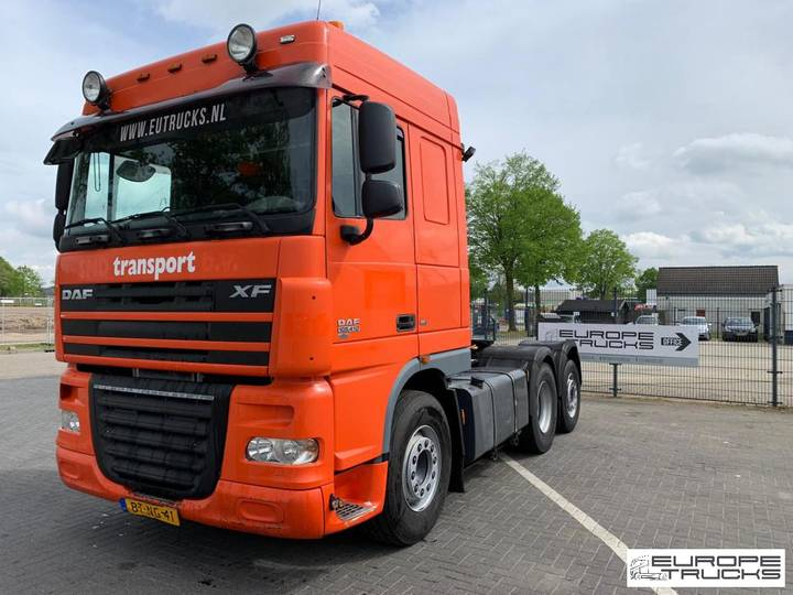DAF XF105.410 NL Truck - Manual - Airco - Spacecab - 2008