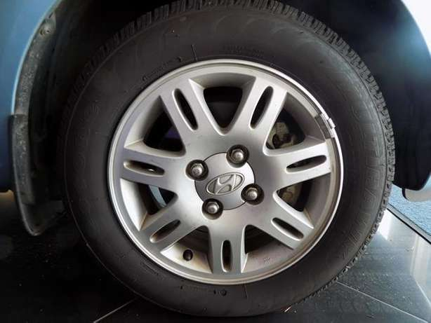 2009 Hyundai Getz 1,5 CRDI HighSpec for only R 85,000.00 Rosettenville - image 6