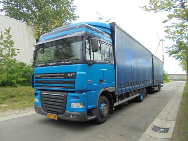 DAF FAR XF105.410 - 2007