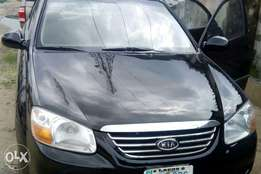 Very shap looking kia cerato 2008 model for sale at the rate of 700k