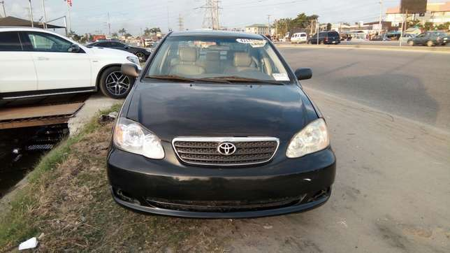 Clean Smooth Driving 2007 Toyota Corolla CE In Excellent Condition Lekki - image 1