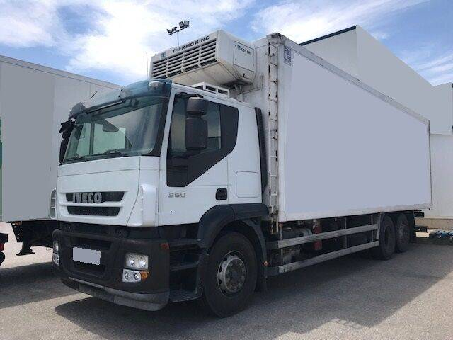 Iveco STRALIS AT260S36Y/PS - 2008