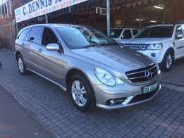 2009 Mercedes Benz R320 CDI 7-Seater Automatic