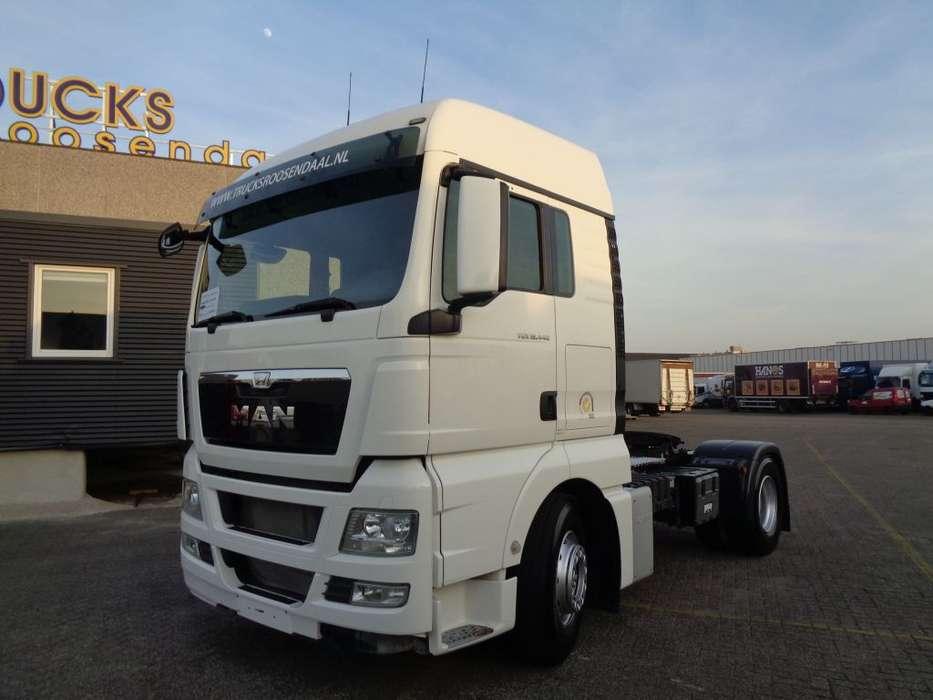 MAN TGX 18.440 + Euro 5 + Airco - 2013