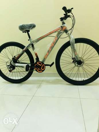 """New super cycle aluminum size 29"""" orange color best offer price"""