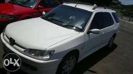 urgent sale Peugeot 306 in immaculate condition sold with COR