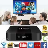 Mini TV Box high definition Network Storages player Android WiF