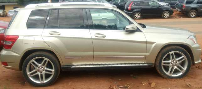 Mercedes Benz GLK350 standard numbered tokunbor Benin City - image 4