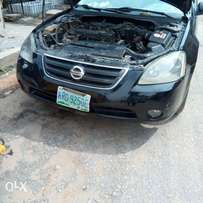 Nissan altima 2003 nothing to fix
